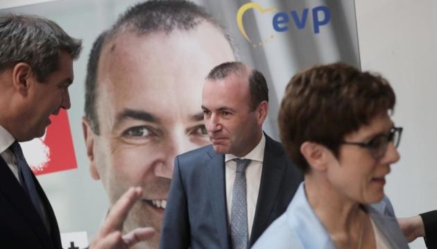 Немецкие консерваторы заявили, что достигли своей цели на выборах в Европарламент