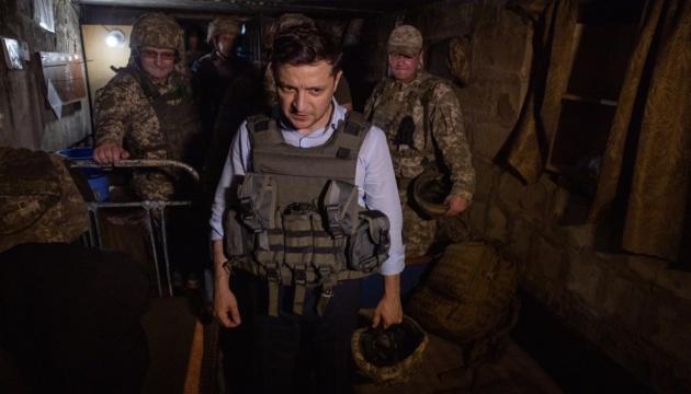 Zelensky: Las Fuerzas Armadas de Ucrania responderán con fuerza cuando sea necesario