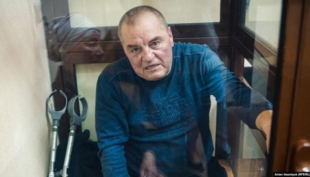 Тяжкохворий Бекіров майже нічого не їсть - адвокат