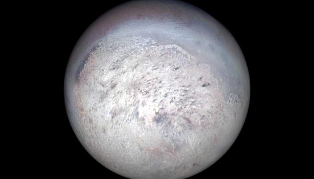 На супутнику Нептуна виявили екзотичну форму льоду