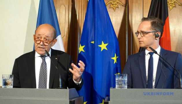 Глава МЗС Франції: Наша політика щодо РФ – твердість і діалог без наївності