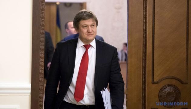 Danylyuk invites American business to elaborate Ukraine's national security strategy
