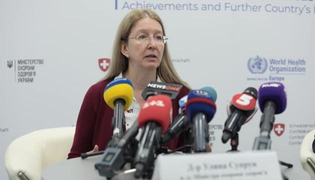 Медреформі на Херсонщині загрожує депутатський шантаж - Супрун