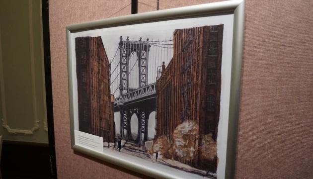 Gemäldeausstellung von Roman Suschtschenko in New York eröffnet