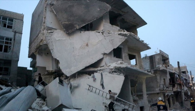 Авіація Асада вдарила у зоні деескалації, є жертви серед цивільних