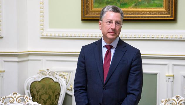 Волкер привітав українців з виборами та прагненням реформ