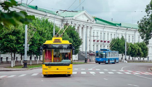 Троллейбусные экскурсии и интерактив: в Полтаве будет действовать