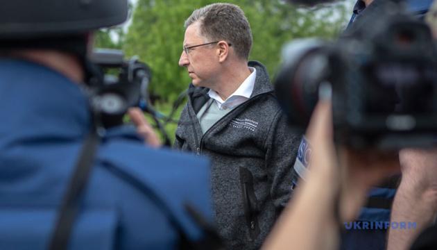 Волкер вважає миротворчу операцію на Донбасі найкращим варіантом