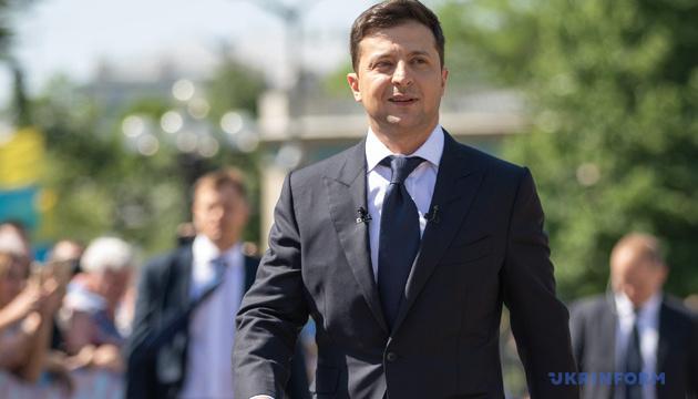 ゼレンシキー大統領、6月17日にフランス、18日にドイツを訪問