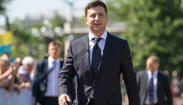 Zelensky in Berlin to meet with Germany's top leadership and businessmen – source