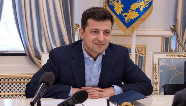 Зеленський нагородив працівників культури та майстрів народного мистецтва