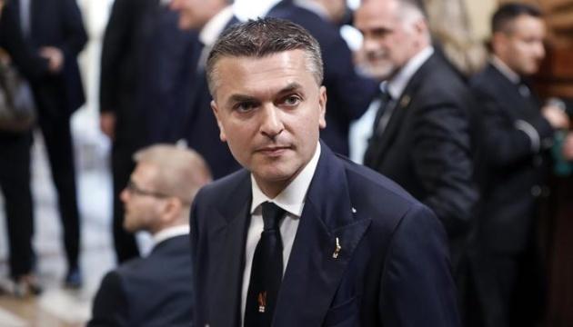 Итальянский вице-министр — сторонник