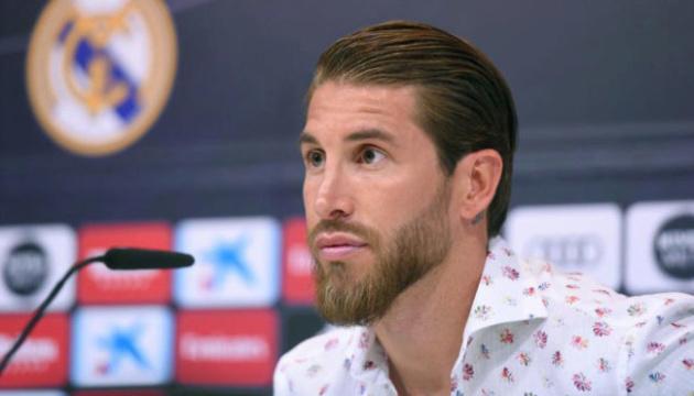 Серхио Рамос остается в «Реале»