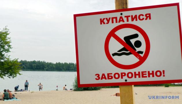 На некоторых столичных пляжах нашли кишечную палочку