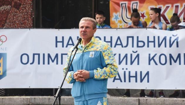 У Житомирі олімпійський день з Бубкою зібрав майже 2 тисячі учасників