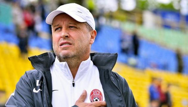 """Юрій Вернидуб більше не очолює луганську """"Зорю"""""""