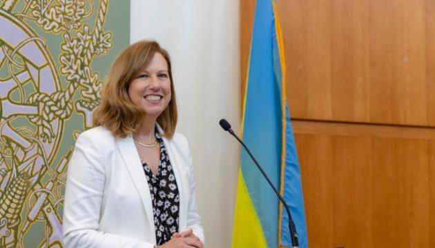 Kvien: Estados Unidos se mantendrá firme en su apoyo a Ucrania
