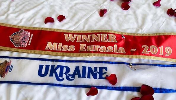 У переможниці конкурсу Miss Eurasia 2019 украли корону