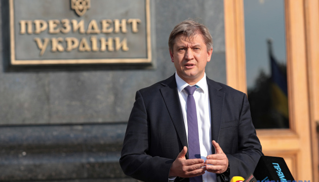 Danyliuk interested in post of Ukraine's prime minister