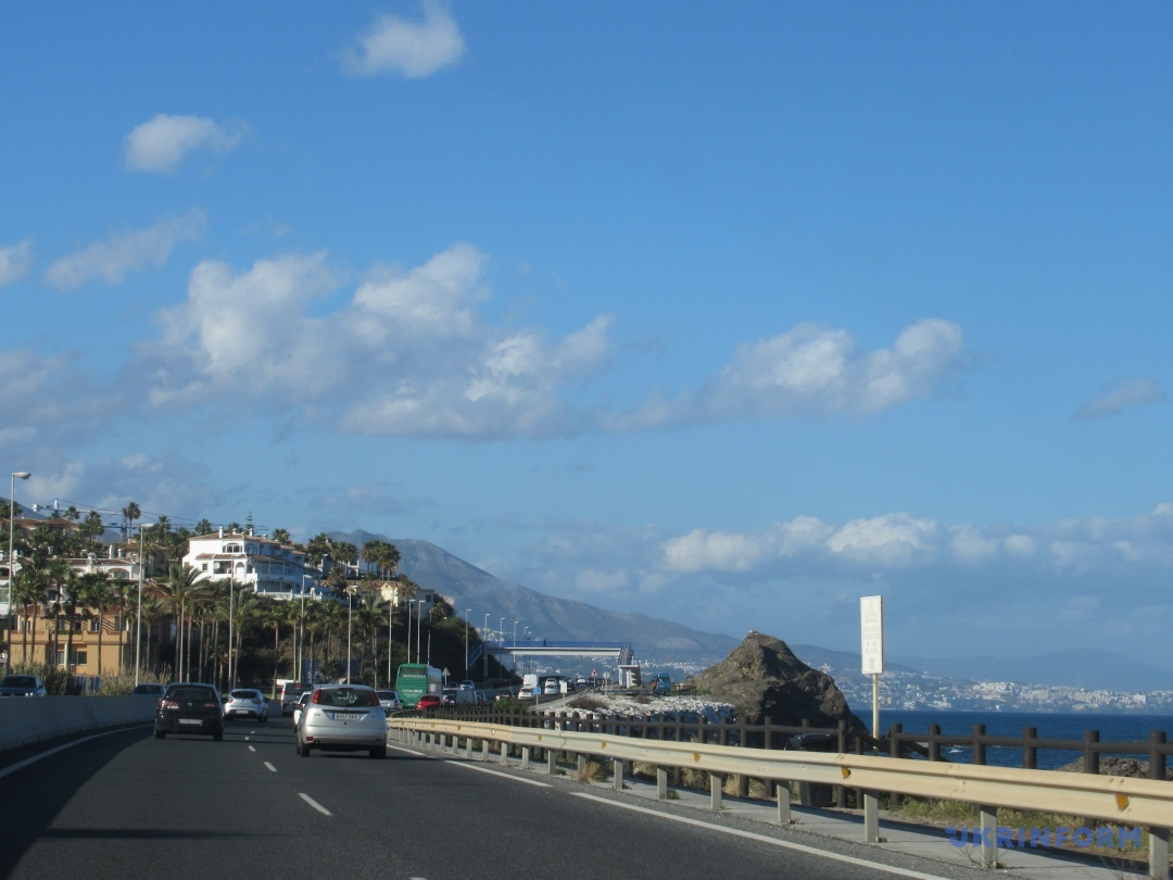 Справа на горизонтi - Гiбралтар