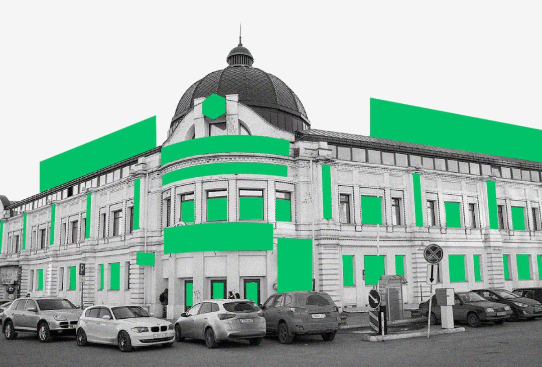 За величезної кількістю реклами містяни не бачать архітектуру та історію міста