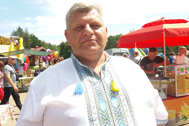 Анатолій Маслов