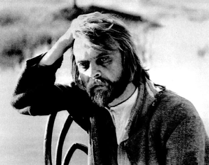 на зйомках фільму Вавілон ХХ, робочий момент, 1979 р.