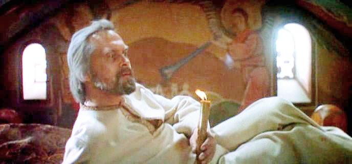 кадр із фільму  Легенда про княгиню Ольгу, 1983 р.