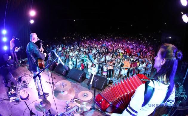«Твоя Країна fest» у Геніченьську