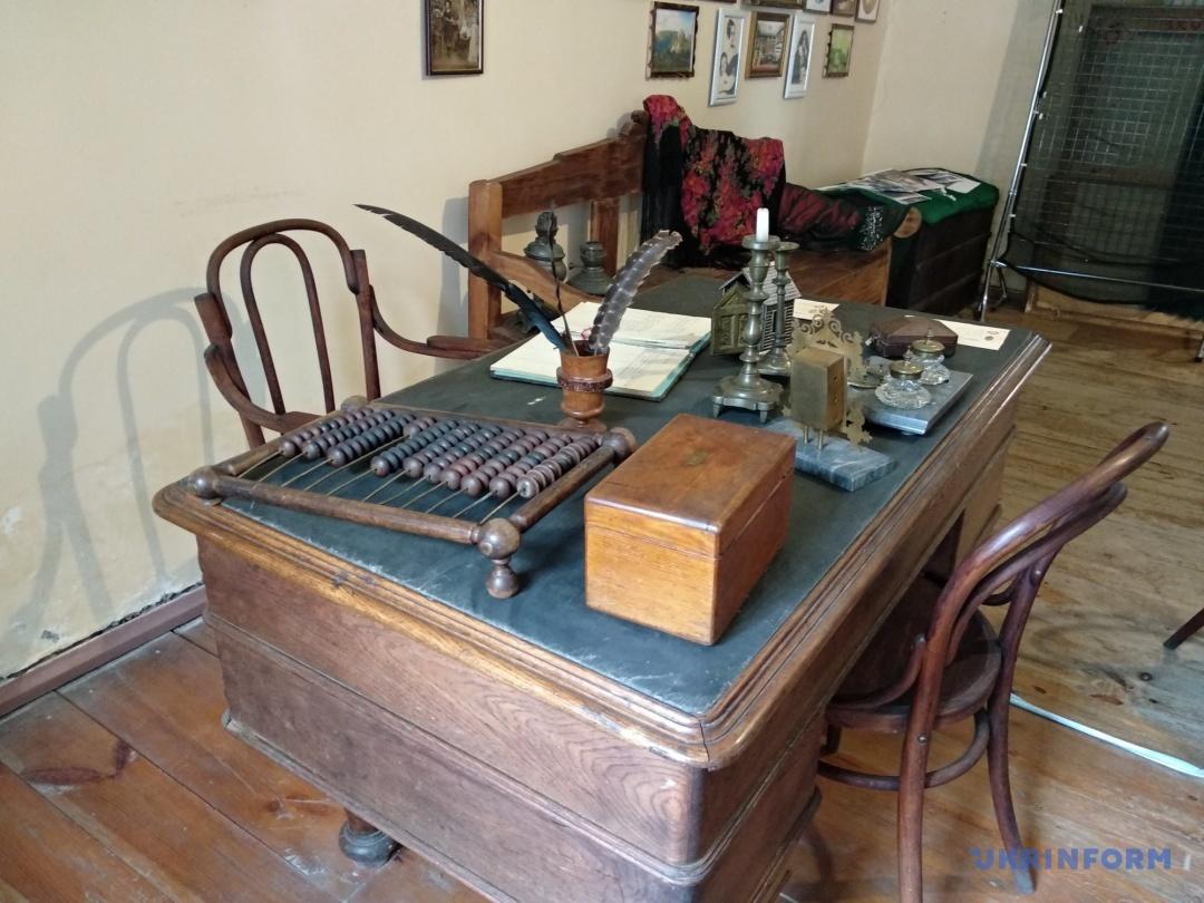 Робочий стіл станційного доглядача