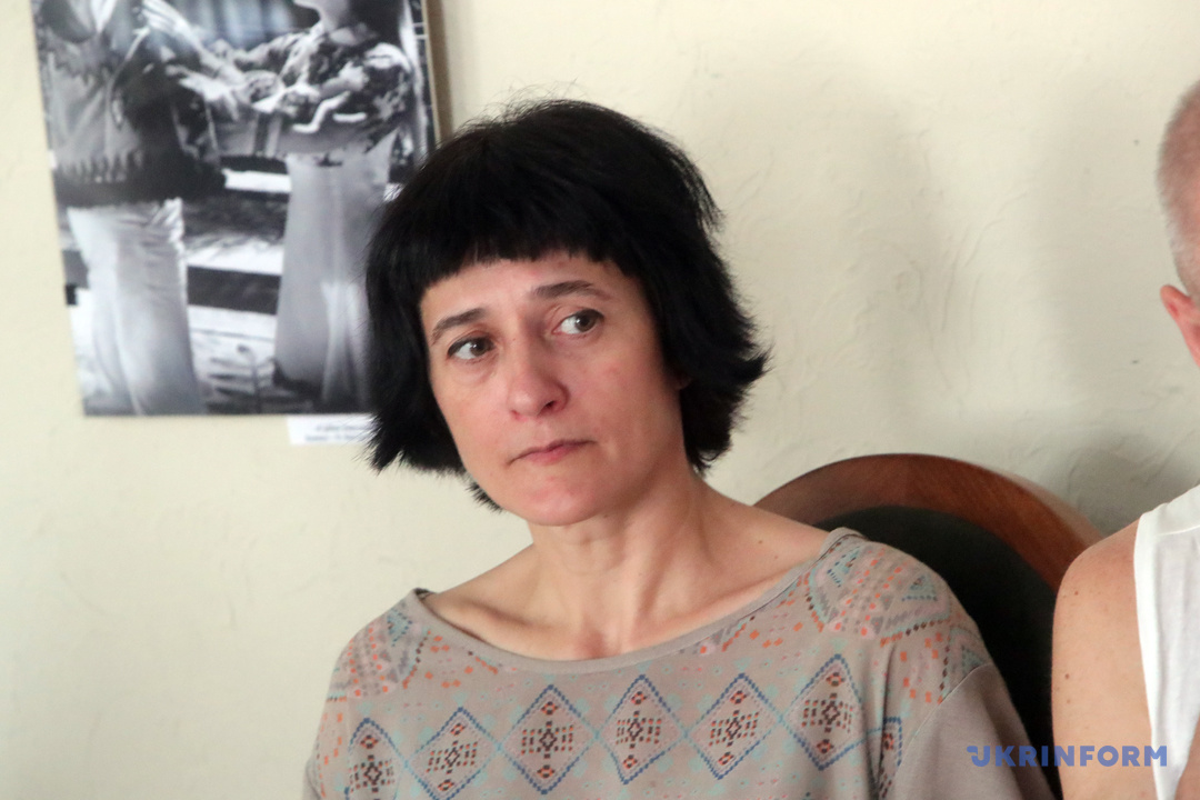 Наталя Корпан