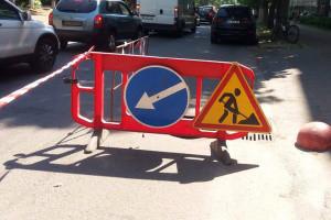 З 18 червня на столичній вулиці Малишка закриють рух транспорту