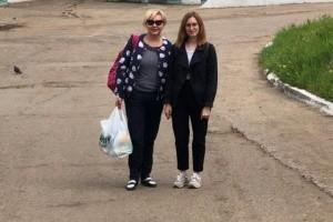 Второе свидание Сущенко с родными: что изменилось?
