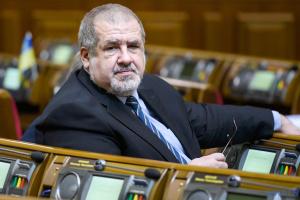 Refat Czubarow, przewodniczący Medżlisu Tatarów krymskich