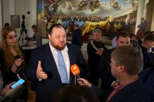 В Офісі глави держави не виключають дострокові місцеві вибори - Стефанчук