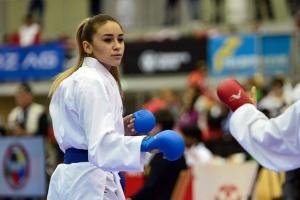 La ucraniana Terliuga gana el oro en Karate1 Premier Keagu en Tokio