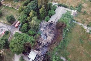 Pożar w szpitalu psychiatrycznym w Odessie: liczba ofiar wzrosła