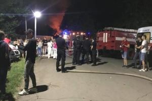 Fire at Odesa psychiatric hospital kills six