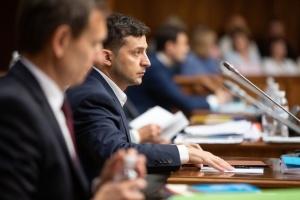 Zelensky pide a la Corte Constitucional adoptar una decisión de la que no se avergonzará ante los ucranianos