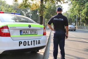Поліцейських, які підтримали новий уряд Молдови, повернули на роботу