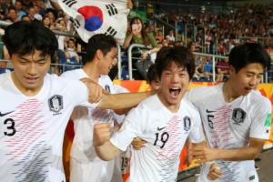 WM-U20: Ukraine spielt im Finale gegen Südkorea