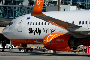 Літак SkyUp з українськими туристами із Занзібару застряг у Єгипті