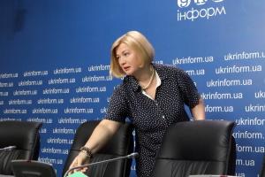 Президентские изменения по децентрализации должен рассмотреть Конституционный совет - Геращенко