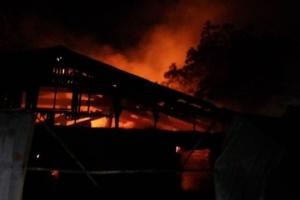 Encore une victime de l'incendie d'Odessa décédée à l'hôpital
