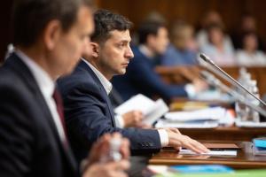 Зеленский обновил Нацсовет по антикоррупционной политике