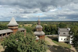 На Чернігівщині вшанували пам'ять жертв Батуринської трагедії
