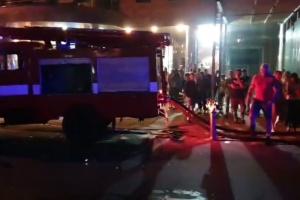 У центрі Києва пролунав потужний вибух
