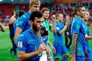 Сергій Булеца і Данило Сікан отримали індивідуальні нагороди на ЧС U-20