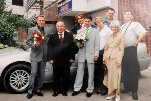 Зеленський привітав свого тата і всіх українських батьків