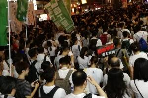 В Гонконге продолжаются протесты - требуют отставки губернатора